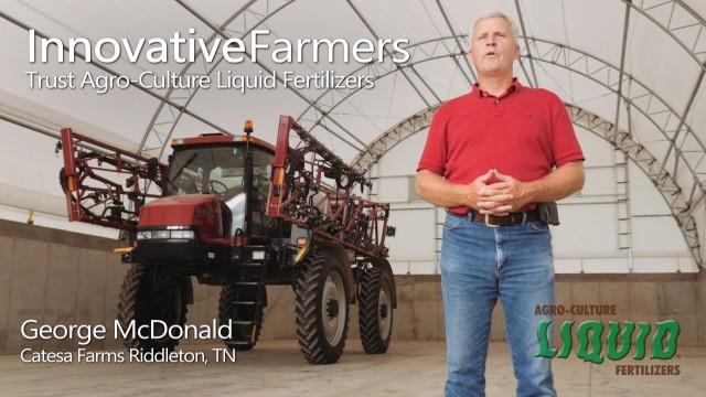 New AgroLiquid work nationwide
