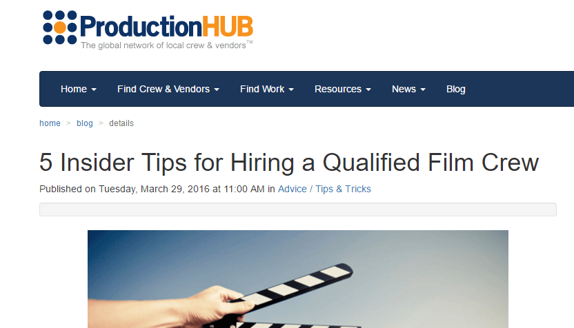 """Being a """"Qualified Crew"""""""
